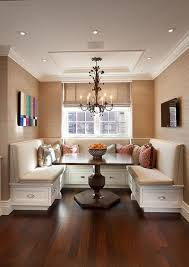 banquette furniture with storage. View In Gallery Traditional Banquette Dining Room With Pull Out Drawers That Offer Plenty Of Storage Space [Design Furniture I
