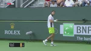 Tennis Video: Jan-Lennard Struff schlägt Daniel Elahi Galan | Tennis News