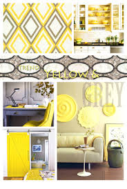 Yellow And Grey Kitchen Decor Bedroom Agreeable Yellow And Grey Bedding Chevron Decor Gray