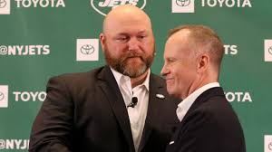 Christopher Johnson knows his delay in finding a new GM was costly for Jets  | Newsday