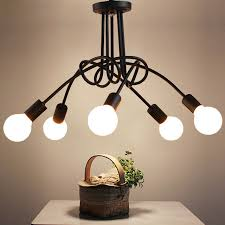 dining room lamp. Modern Ceiling Lights Living Room Bedroom Dining Lamp Nordic Simple Style Iron Metal Spray Painting O
