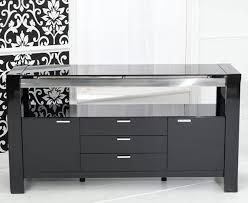 cozy black sideboard on furniture with scala black gloss sideboard oak furniture solutions wooden sideboard furniture