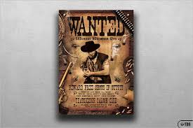 wanted photoshop template 18 wanted poster design templates in psd free premium