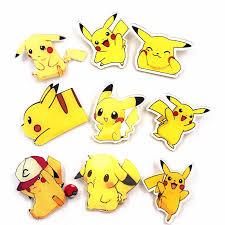 <b>1PCS High Quality</b> New Pokemon Series Character Icon Brooch ...
