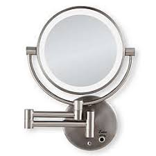 Bathroom wall mirrors Framed Zadro 10x1x Cordless Led Lighted Wall Mirror Bed Bath Beyond Bathroom Wall Mirrors Bed Bath Beyond