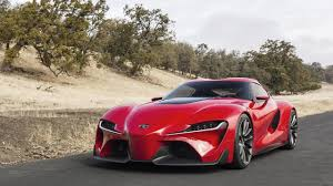 Jointly-developed BMW & Toyota sports cars to be about the size of ...
