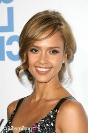Jessica Alba Updo Hairstyles Updo Hairstyles Jessica Alba Updo Hairstyles Women Medium Haircut