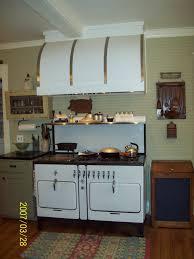 modern range hood kitchen style beautiful kitchen decoration with vintage stove and white ceramic range