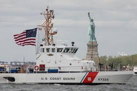 Uscg Career Sea Pay Chart U S Coast Guard Issues Alert After Ship Heading Into Port