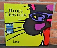 blues traveler four limited 2lp