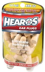 Hearos <b>Ultimate</b> Softness Series <b>Ear Plugs</b>, 14 Pair: Amazon.ca ...
