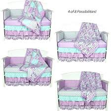 purple nursery bedding the peanut shell nursery bedding sets purple nursery set