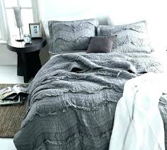 blue grey duvet cover gray quilt king oversized silver grey bedding ght blue set size queen