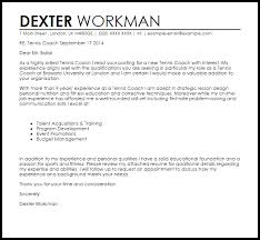 Coaching Cover Letter 9 Baseball Coach Cover Letter Sample