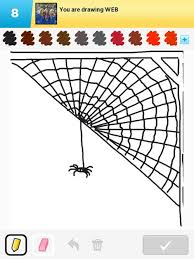 web drawing web drawings how to draw web in draw something the best draw