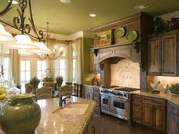 kitchen ceiling paintUpdate Brick Ceilings Woodwork With Paint  Paint ceiling