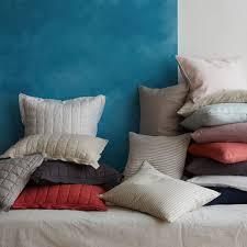 Belgian Flax Linen Quilt Cover + Pillowcases - White
