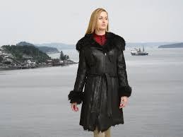 higgs leathers uniqua las black toscana shearling coats new generation shearling coats