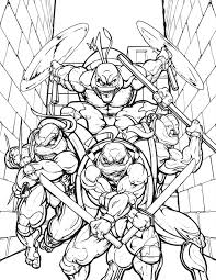 Hq Ninja Turtles Coloring Pages Coloring Pages Turtle Coloring ...