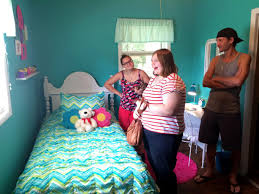 Child of hospice patient gets bedroom makeover by Lincolnland staff   Local  News   effinghamdailynews.com