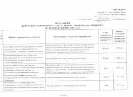 План работы контрольно ревизионного отдела администрации города  10538 План работы КРО на 1 ое полугодие 2016 года лист 2 jpg
