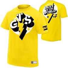 Cm Punk Shirt Design Cm Punk Gts Authentic T Shirt Wwe Last Years Shirt Got