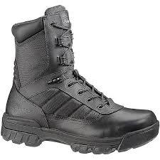 Bates Women S Boots Size Chart Bates Tactical Sport Side Zip Boots 8 Inch E2261 Black
