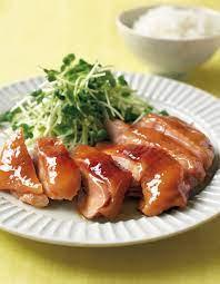 照り 焼き チキン レシピ