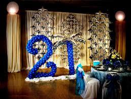 21st birthday decoration ideas diy youtube