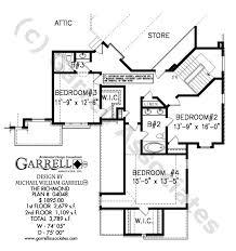 richmond house plan house plans by garrell associates, inc Homes Design Open Courtyard richmond house plan 04048, 2nd floor plan Homes with Courtyards