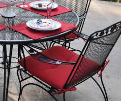 seat cushions for outdoor metal chairs. chair pads seat cushions for outdoor metal chairs