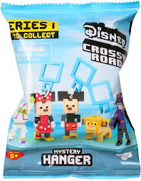 You can make an educated guess though, and that's what we've done. Amazon Com Disney Crossy Road 3 Figurine Keychain Toys Games