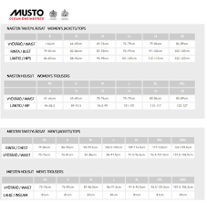 Musto Drysuit Size Chart Shoe Conversion Page 4 Of 5 Charts 2019