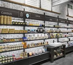 OPTO enhanced the Whole Body department at Whole Foods with its modular  wall system, elevating