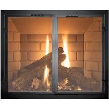 modern glass fireplace doors. normandy fireplace door woodlanddirect doors modern glass
