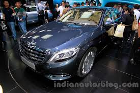 The manufacturer offers 2 petrol variants. Prices For Mercedes Maybach S500 And S600 Announced