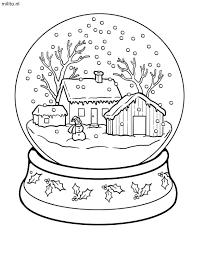 Kleurplaat Kerst 2 Militonl Idee Kleurplaten Kerstman20 Idee