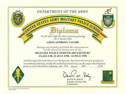 United States Army Military Police School Crisis Communication Consultants Mercer County New Jersey
