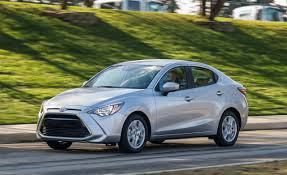 2018 Toyota Yaris Photos and Info | News | Car and Driver