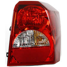 Dodge Caliber Side Light Bulb Replacement Details About New Tail Light Assembly Passenger Side Fits 2008 2012 Dodge Caliber Ch2801185