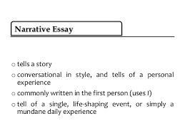 of essay types of essay