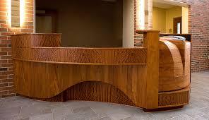 Zephyr Reception Desk