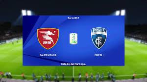 ⚽ Salernitana vs Empoli ⚽ | Serie B (07/05/2021)