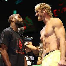 Logan Paul Goes Eight Rounds In Floyd Mayweather Fight