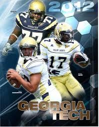 2012 Georgia Tech Football Info Guide By Gtathletics Issuu