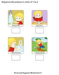 Personal Hygiene Worksheets For Kids Collection 9-16 | Personal ...
