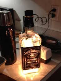 How To Decorate Empty Liquor Bottles Cool Ideas for Empty Liquor Bottles FEELBEAUTIFUL WHBM Black 56