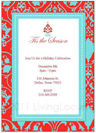 Christmas Wording Samples Christmas Party Invitation Template Party Printable Invitation