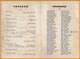 Graduation Program 24 graduation program template points of origins 1