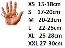 Versa Gripps Pro Size Chart Schiek 510 Cross Training And Fitness Gloves